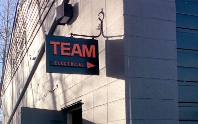 Team Electrical Opens Shop